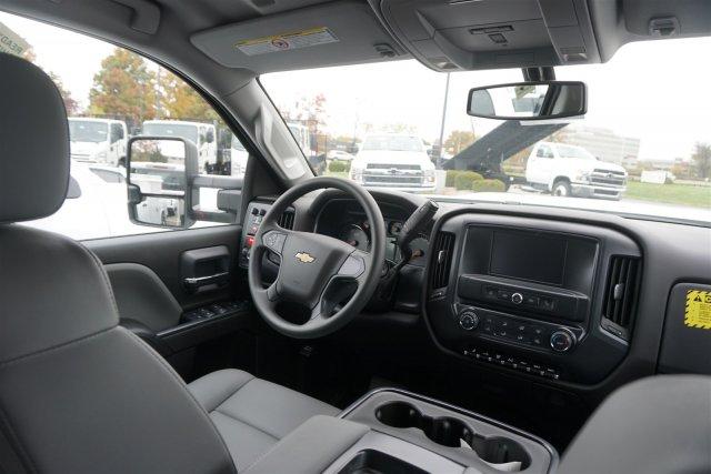 2019 Silverado 3500 Crew Cab DRW 4x4, M H EBY Flex Chipper Body #19-4921 - photo 21