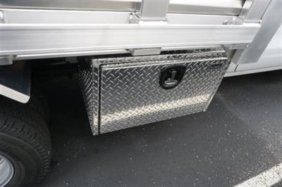 2019 Silverado 3500 Crew Cab DRW 4x4, M H EBY Flex Chipper Body #19-4921 - photo 9