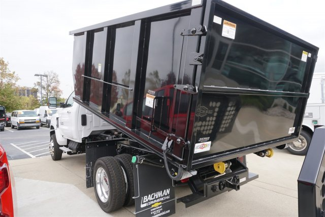 2019 Silverado 6500 Regular Cab DRW 4x4, Landscape Dump #19-4923 - photo 5