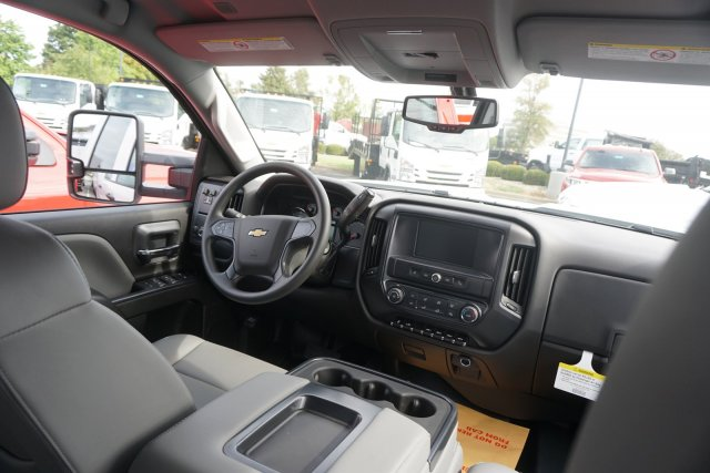 2019 Silverado 2500 Double Cab 4x4, Monroe MSS II Service Body #19-4970 - photo 21