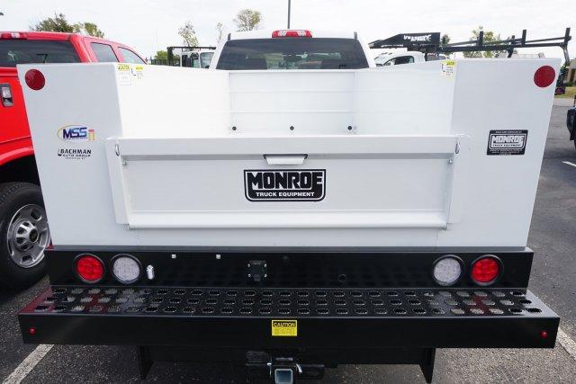 2019 Silverado 2500 Double Cab 4x4, Monroe MSS II Service Body #19-4970 - photo 6