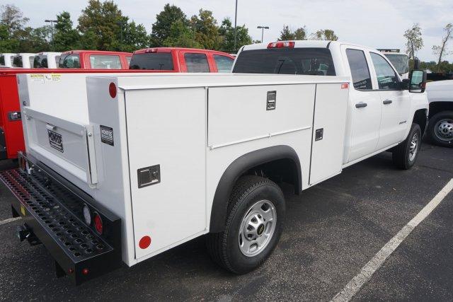 2019 Silverado 2500 Double Cab 4x4, Monroe MSS II Service Body #19-4970 - photo 2