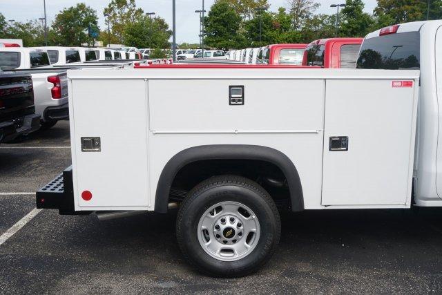 2019 Silverado 2500 Double Cab 4x4, Monroe MSS II Service Body #19-4970 - photo 8