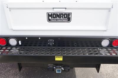 2019 Silverado 2500 Double Cab 4x4, Monroe MSS II Service Body #19-4970 - photo 24
