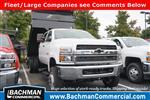2019 Chevrolet Silverado 5500 Crew Cab DRW 4x4, Monroe Dump Body #19-4983 - photo 1