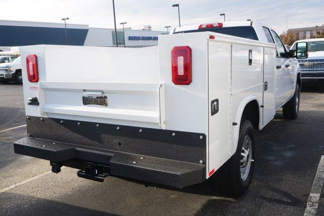 2019 Silverado 2500 Double Cab 4x4, Knapheide Service Body #19-5021 - photo 1