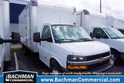 2020 Chevrolet Express 4500 RWD, Supreme Iner-City Dry Freight #20-6826 - photo 1