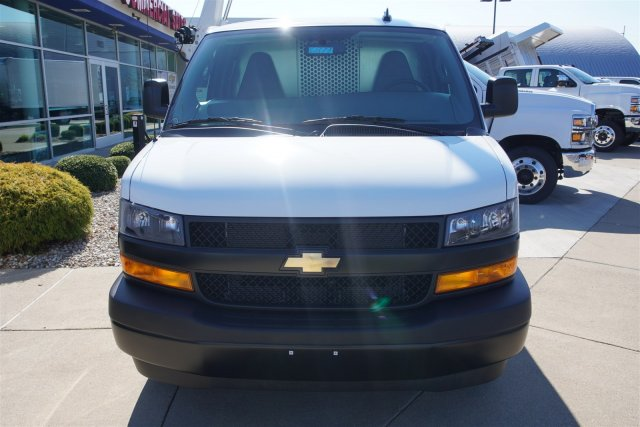 2020 Chevrolet Express 2500 RWD, Westcan Manufacturing Upfitted Cargo Van #20-6879 - photo 3