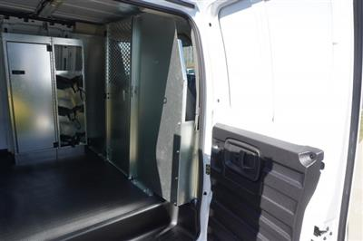 2020 Chevrolet Express 2500 RWD, Westcan Manufacturing Upfitted Cargo Van #20-6879 - photo 23