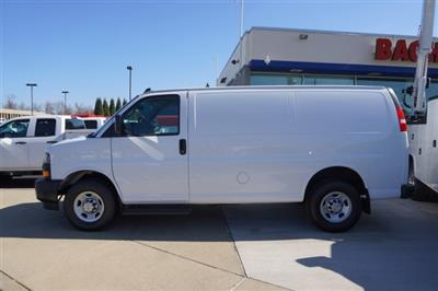 2020 Chevrolet Express 2500 RWD, Westcan Manufacturing Upfitted Cargo Van #20-6879 - photo 5