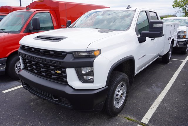 2020 Chevrolet Silverado 2500 Crew Cab 4x2, Knapheide Steel Service Body #20-7165 - photo 5