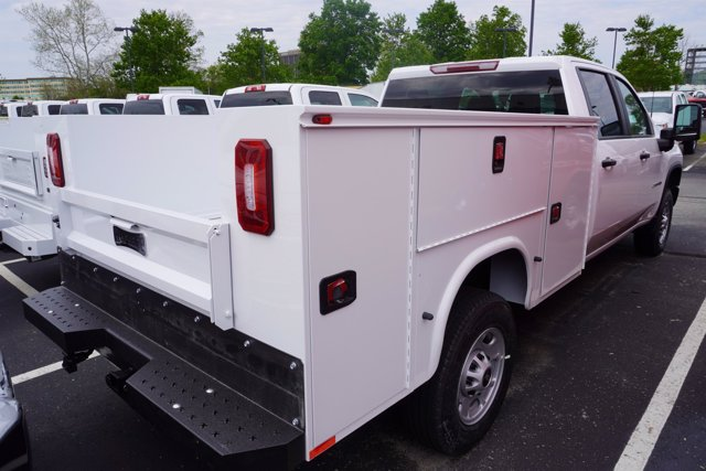 2020 Chevrolet Silverado 2500 Crew Cab 4x2, Knapheide Steel Service Body #20-7167 - photo 2