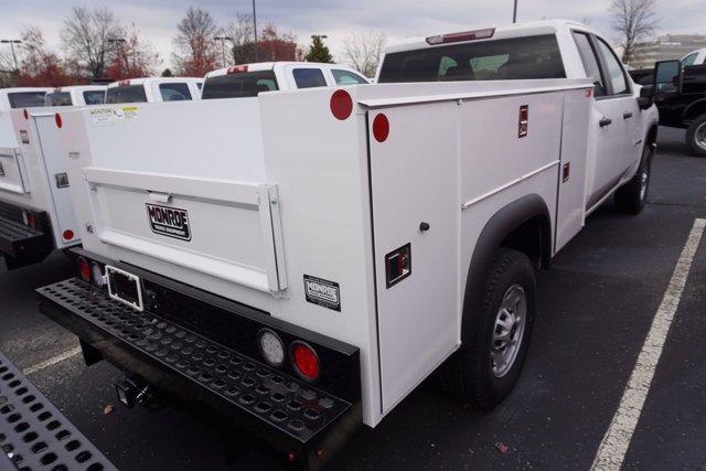 2020 Chevrolet Silverado 2500 Double Cab 4x4, Monroe MSS II Service Body #20-7191 - photo 2