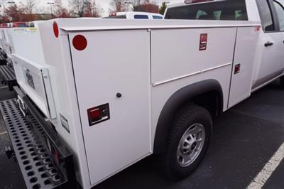 2020 Chevrolet Silverado 2500 Double Cab 4x4, Monroe MSS II Service Body #20-7191 - photo 9