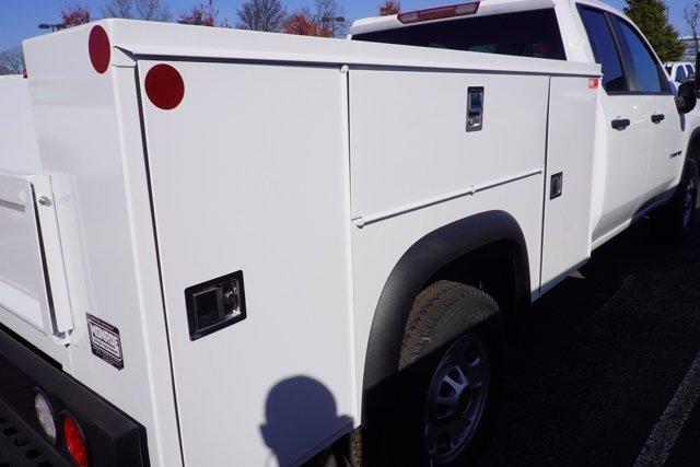 2020 Chevrolet Silverado 2500 Double Cab 4x4, Monroe MSS II Service Body #20-7192 - photo 11