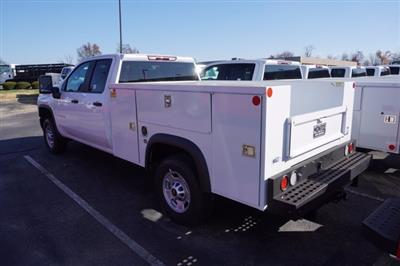 2020 Chevrolet Silverado 2500 Double Cab 4x4, Monroe MSS II Service Body #20-7192 - photo 7
