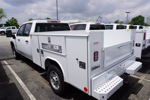 2020 Chevrolet Silverado 2500 Crew Cab 4x2, Service Body #20-7199 - photo 5