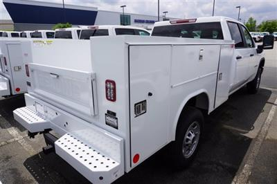 2020 Chevrolet Silverado 2500 Crew Cab 4x2, Service Body #20-7199 - photo 7