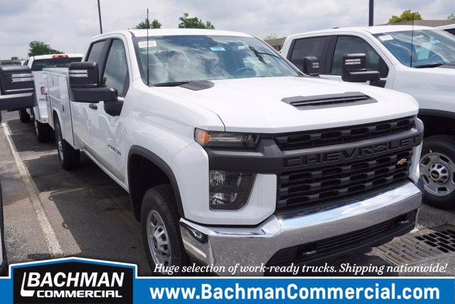2020 Chevrolet Silverado 2500 Crew Cab 4x2, Reading Service Body #20-7207 - photo 1