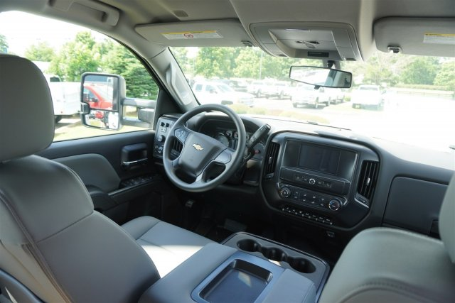 2020 Chevrolet Silverado 5500 Crew Cab DRW 4x4, Crysteel E-Tipper Dump Body #20-7231 - photo 19
