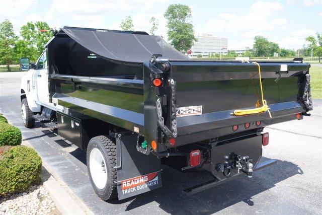 2020 Chevrolet Silverado 5500 Crew Cab DRW 4x4, Crysteel E-Tipper Dump Body #20-7231 - photo 5