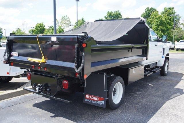 2020 Chevrolet Silverado 5500 Crew Cab DRW 4x4, Crysteel E-Tipper Dump Body #20-7231 - photo 2