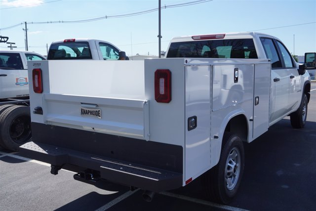 2020 Chevrolet Silverado 2500 Crew Cab 4x2, Knapheide Steel Service Body #20-7250 - photo 2