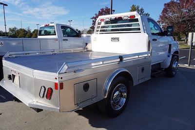 2020 Silverado 4500 Regular Cab DRW 4x2,  Monroe Truck Equipment Tow 'N Haul Gooseneck Platform Body #20-7303 - photo 2