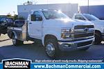 2020 Silverado 4500 Regular Cab DRW 4x2,  Monroe Truck Equipment Tow 'N Haul Gooseneck Platform Body #20-7303 - photo 1