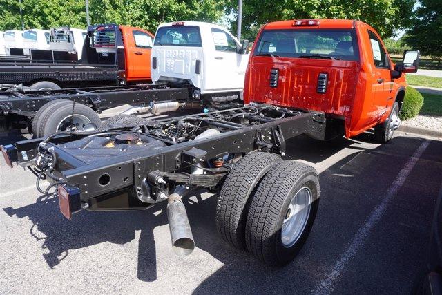 2020 Chevrolet Silverado 3500 Regular Cab DRW 4x4, Cab Chassis #20-7331 - photo 1