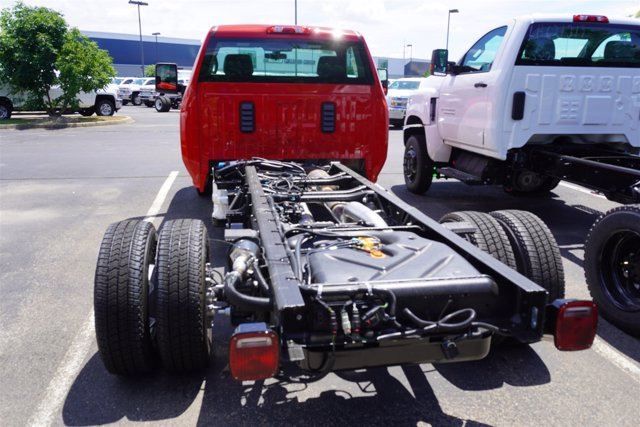 2020 Chevrolet Silverado 3500 Regular Cab DRW 4x4, Cab Chassis #20-7332 - photo 6