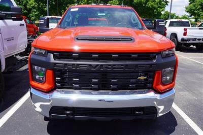 2020 Chevrolet Silverado 3500 Regular Cab DRW 4x4, Cab Chassis #20-7332 - photo 3