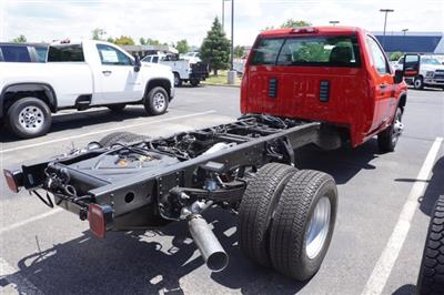 2020 Chevrolet Silverado 3500 Regular Cab DRW 4x4, Cab Chassis #20-7332 - photo 7