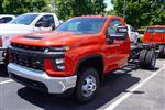 2020 Chevrolet Silverado 3500 Regular Cab DRW 4x4, Cab Chassis #20-7332 - photo 4
