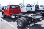 2020 Chevrolet Silverado 3500 Regular Cab DRW 4x4, Cab Chassis #20-7332 - photo 5