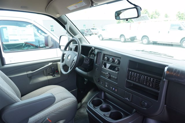 2020 Chevrolet Express 3500 4x2, Empty Cargo Van #20-7335 - photo 20