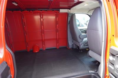 2020 Chevrolet Express 3500 4x2, Empty Cargo Van #20-7335 - photo 22