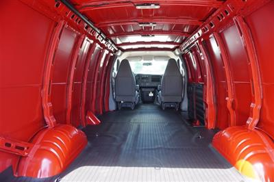 2020 Chevrolet Express 3500 4x2, Empty Cargo Van #20-7335 - photo 2
