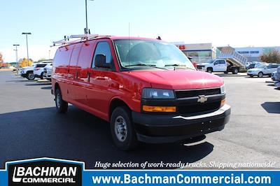 2020 Chevrolet Express 3500 4x2, Empty Cargo Van #20-7335 - photo 6