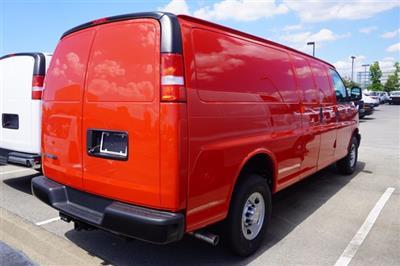 2020 Chevrolet Express 3500 4x2, Empty Cargo Van #20-7335 - photo 7