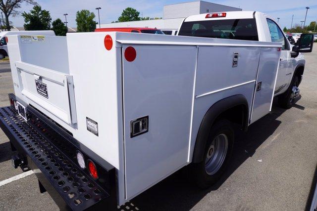 2020 Chevrolet Silverado 3500 Regular Cab DRW 4x2, Monroe MSS II Service Body #20-7575 - photo 2