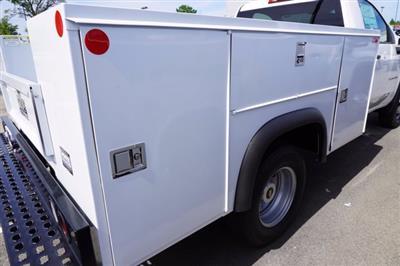 2020 Chevrolet Silverado 3500 Regular Cab DRW 4x2, Monroe MSS II Service Body #20-7575 - photo 8