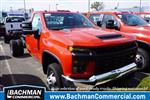 2020 Chevrolet Silverado 3500 Regular Cab DRW 4x4, Cab Chassis #20-7648 - photo 1
