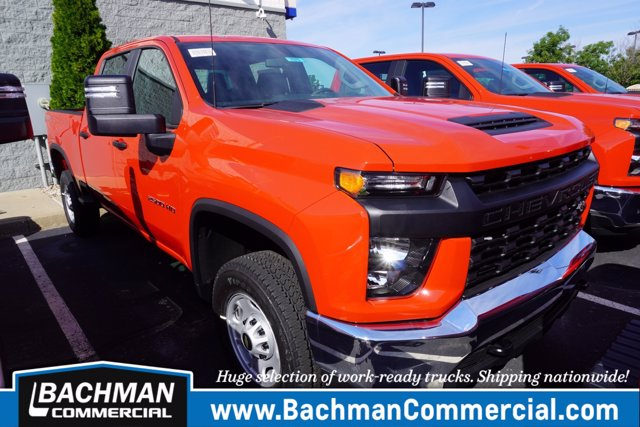 2020 Chevrolet Silverado 2500 Crew Cab 4x4, Pickup #20-7678 - photo 1