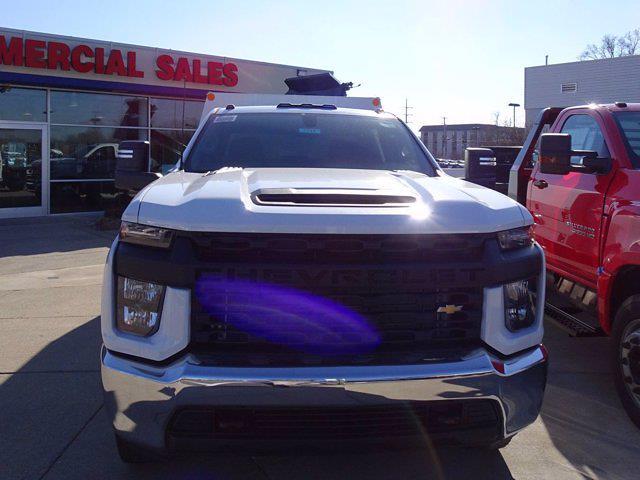 2020 Chevrolet Silverado 3500 Crew Cab DRW 4x4, Monroe AUV Service Body #20-7714 - photo 23