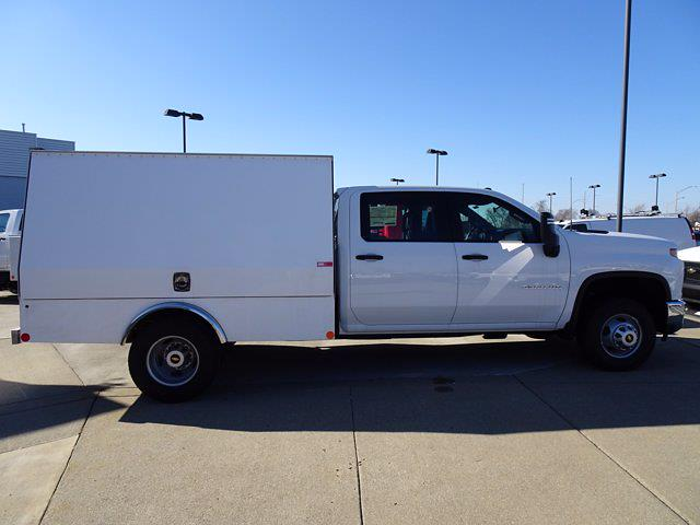 2020 Chevrolet Silverado 3500 Crew Cab DRW 4x4, Monroe AUV Service Body #20-7714 - photo 6