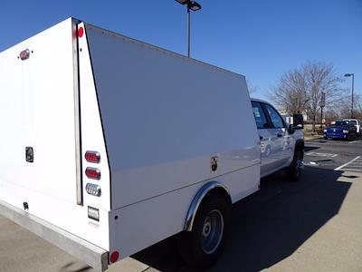 2020 Chevrolet Silverado 3500 Crew Cab DRW 4x4, Monroe AUV Service Body #20-7714 - photo 5