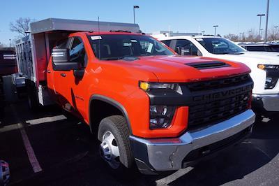 2020 Chevrolet Silverado 3500 Crew Cab DRW 4x4, Cab Chassis #20-7772 - photo 3