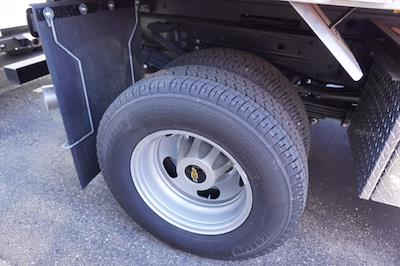 2020 Chevrolet Silverado 3500 Crew Cab DRW 4x4, M H EBY Flex Landscape Dump #20-7772 - photo 29
