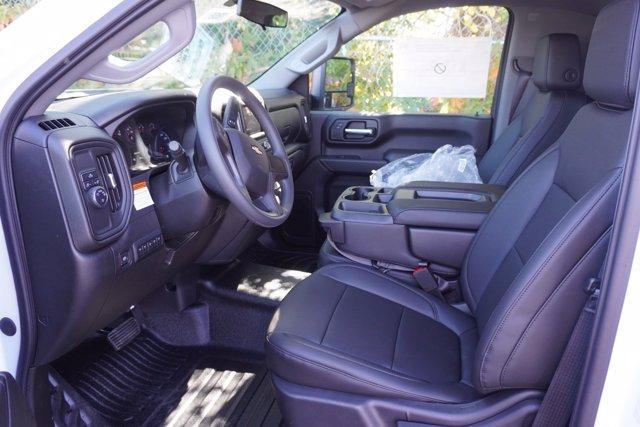 2020 Chevrolet Silverado 3500 Regular Cab DRW RWD, Crysteel E-Tipper Dump Body #20-7859 - photo 13